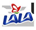 Lala's logo